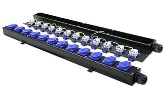 IMLIGHT - Блоки розеток мобильные, розетки BRM 38dc7c4cacc