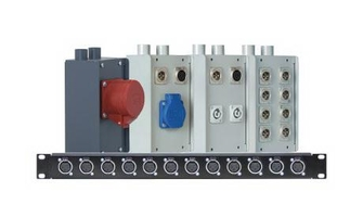 IMLIGHT - Блоки розеток с монтажными коробками e486f46b241